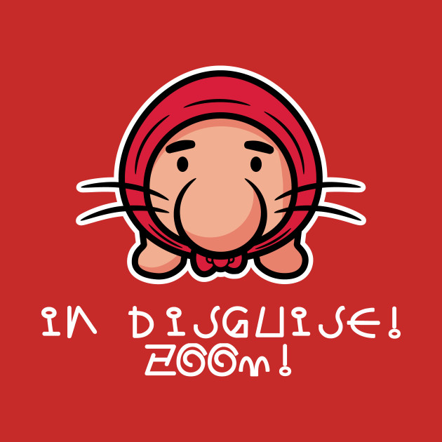 iN dIsGuIsE, zOoM!