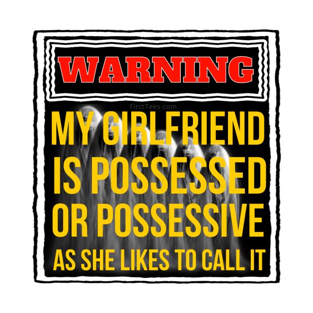 My Girlfriend Is Possessed