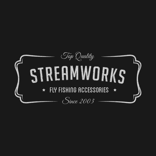 StreamWorks Retro Logo