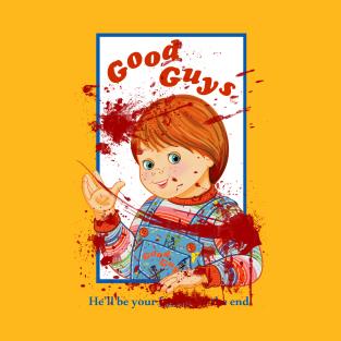 8af457ea Good Guy Doll T-Shirts | TeePublic