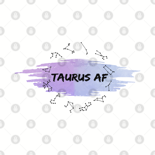 Taurus Af : Spiritual Birth signs