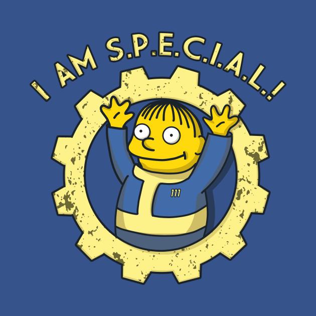 I am S.P.E.C.i.A.L.!