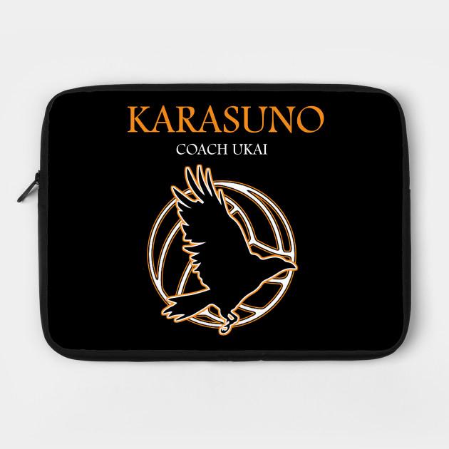 Coach Ukai, Karasuno