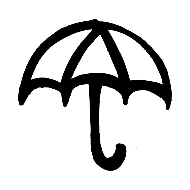 Limited Edition Exclusive Umbrella Revolution Symbol 1 Umbrella