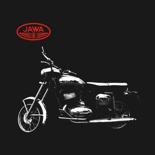 jawa 350 - 1957 t-shirts