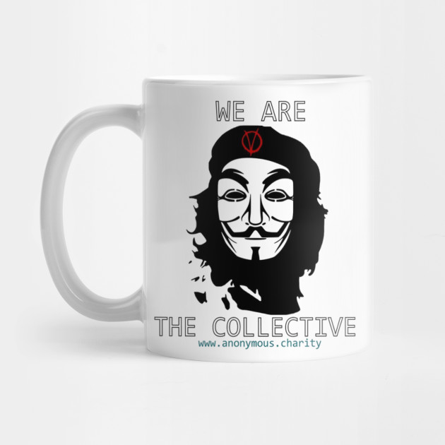 Che say's WE are The Collective 2019 Mug