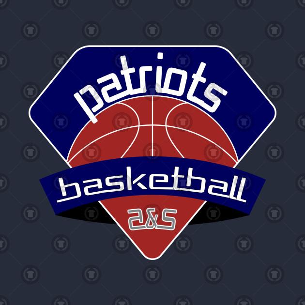 Patriots Basketball Shield