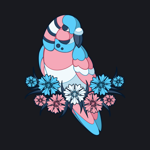 Pride Birds - Transgender