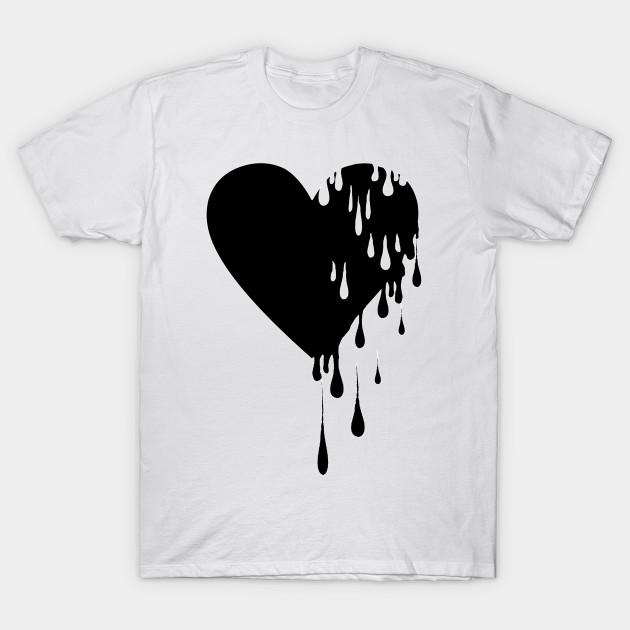 I Love Heart Libya Black Kids Sweatshirt