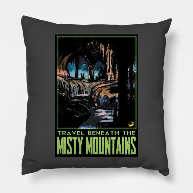 Visit Beneath the Misty Mountains