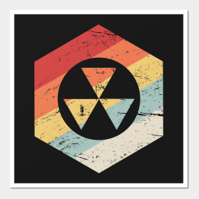 Nuclear Fallout Zone Posters and Art Prints | TeePublic