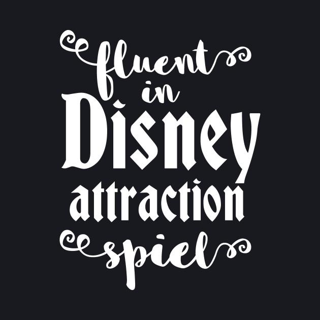Fluent in Attraction Spiel