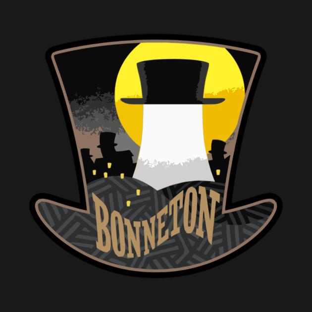 Bonneton sticker
