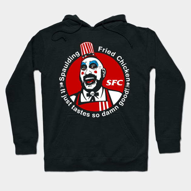 Captain Spaulding Fried Chicken and Gasoline SFC Hoodie