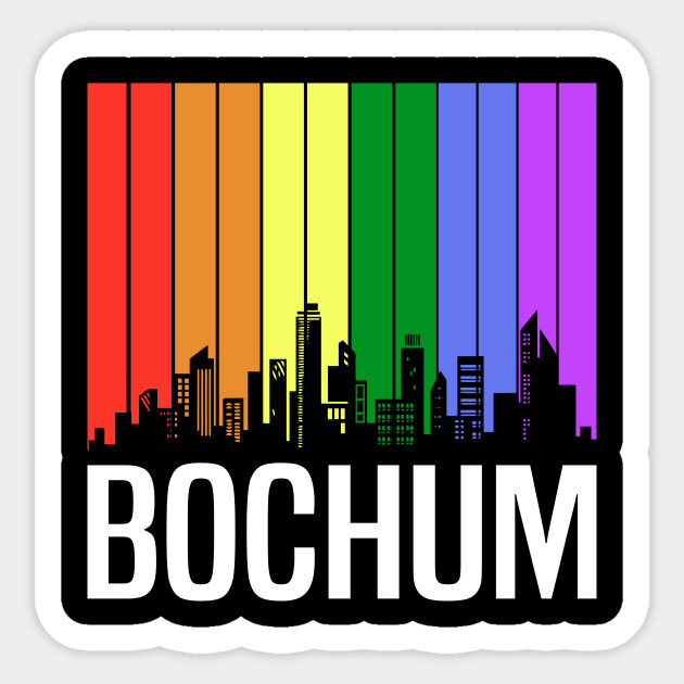 The Love For My City Bochum Great Gift For Everyone Who Likes This Place