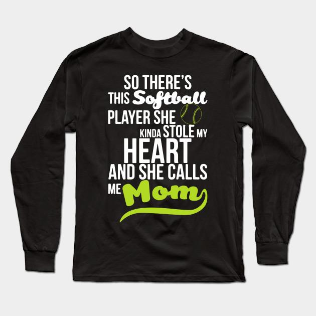 Softball Mom Shirt Softball Mom Long Sleeve T Shirt Teepublic