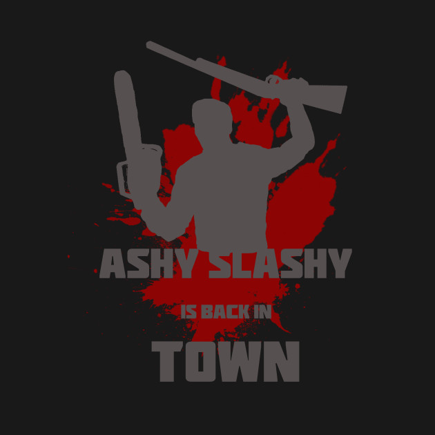 Ashy Slashy