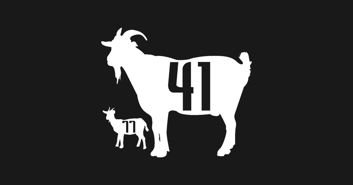 a390b439b The GOAT - Dirk Nowitzki and Luka Doncic - The Goat - T-Shirt ...