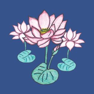 edea1a773 Lotus Flower T-Shirts | TeePublic