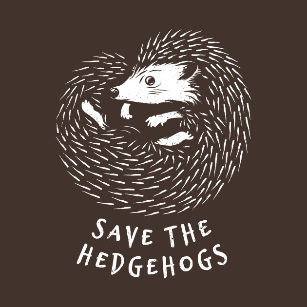 Save The Hedgehogs - Hedgehog Conservation