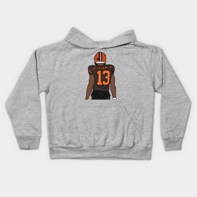 odell beckham jr youth sweatshirt