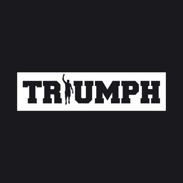 The Triumph Tee (Subtracted)