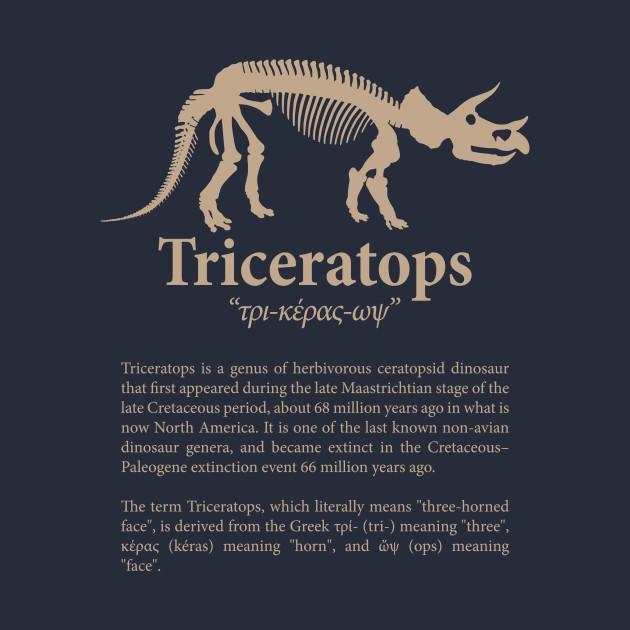 Science Museum Treceratops