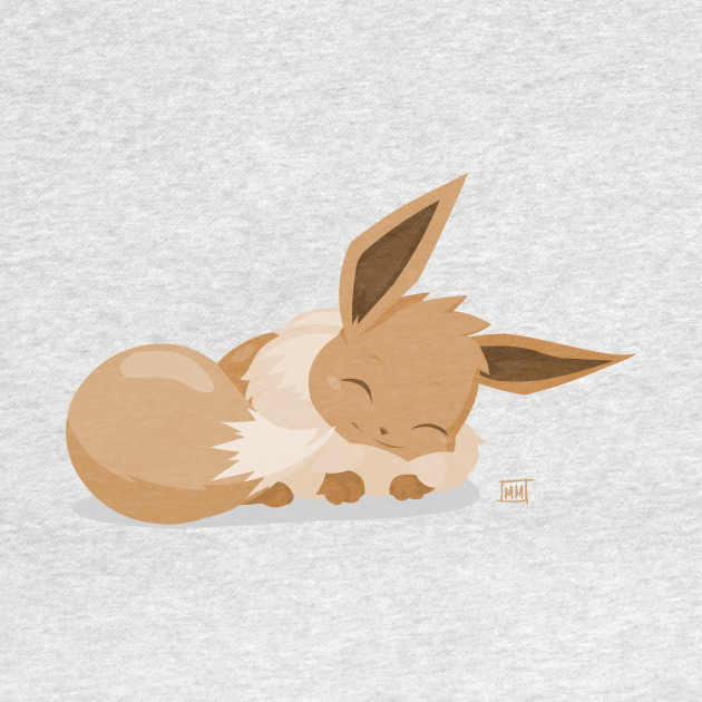 Eevee used rest