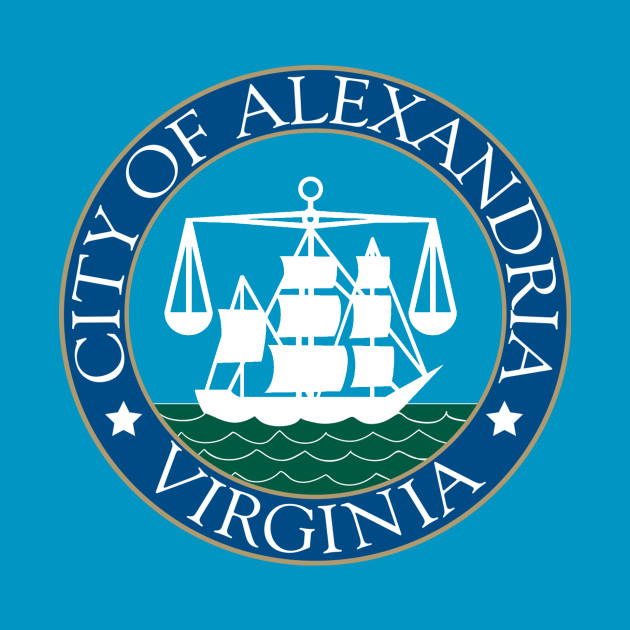 Alexandria Virginia Seal