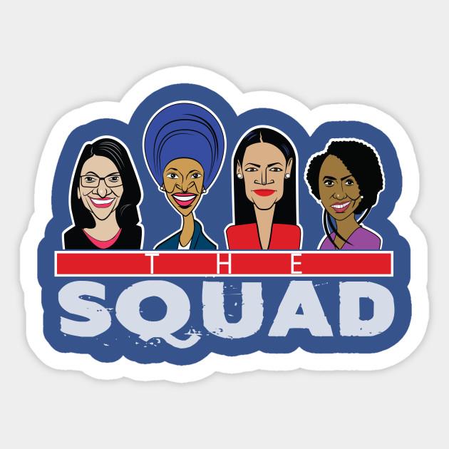 The Squad! by chrayk57