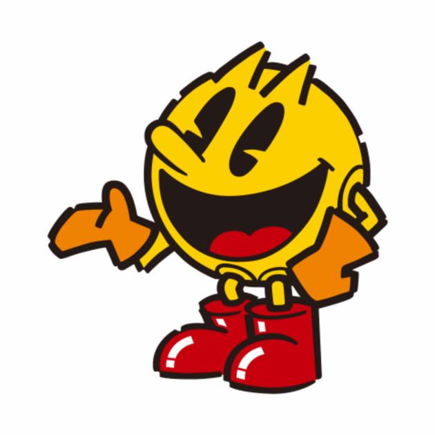 Pac Man Character