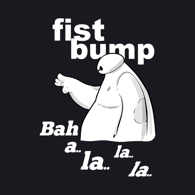 Fist Bump Baymax