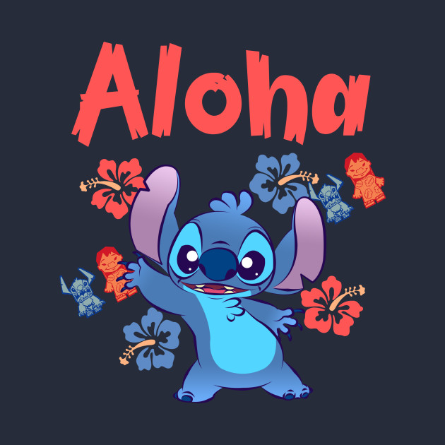 Image result for aloha stitch