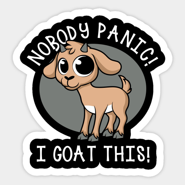 I Goat This Cute Pet Pygmy Goat gift