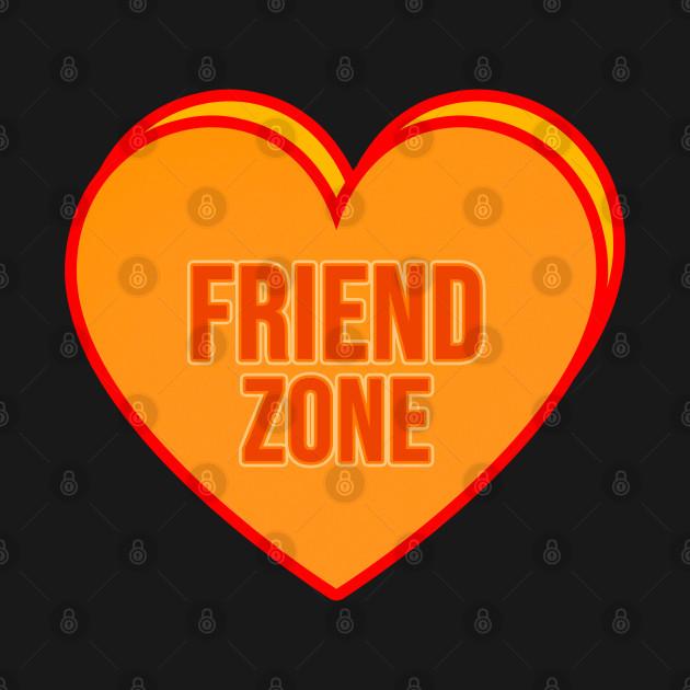 Friend Zone Heart In Single Awareness - Friend Zone Heart