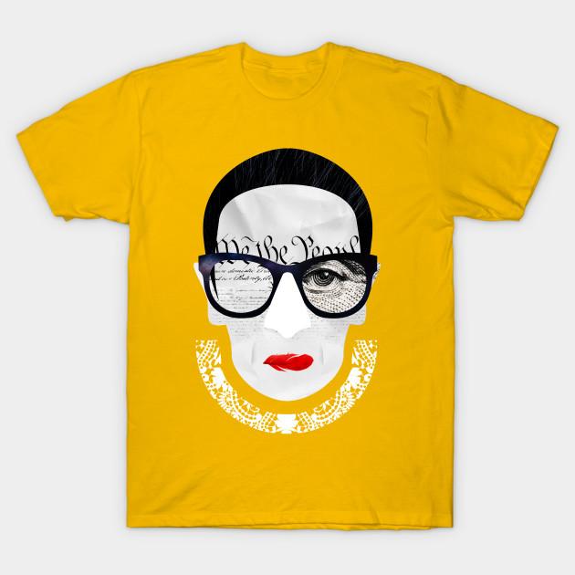 85665e32af7c Ruth Bader Ginsburg - Ruth Bader Ginsburg - T-Shirt   TeePublic