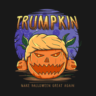 b97a9dd3e Trumpkin T-Shirts | TeePublic