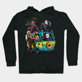 The Massacre Machine Hoodie ae5346038