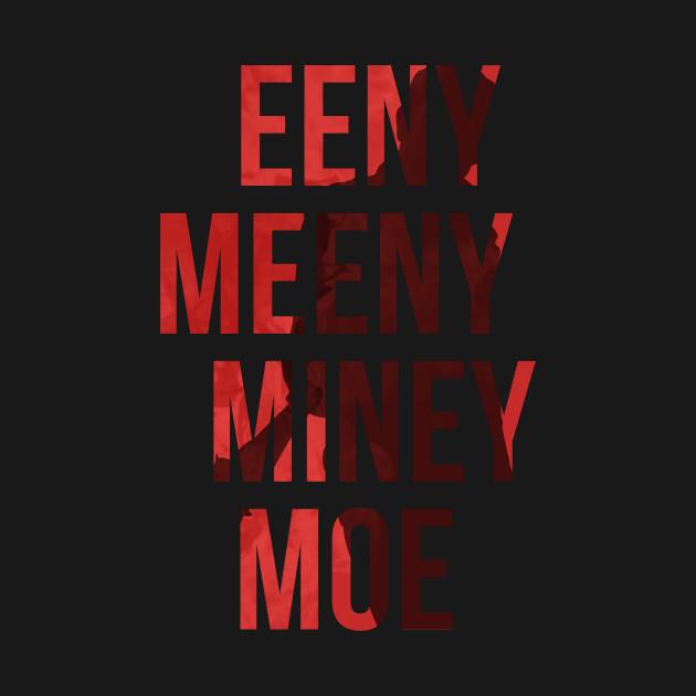 Negan Eeny, Meeny, Miney, Moe