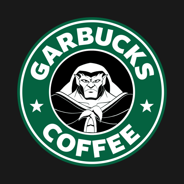 Garbucks Coffee - Goliath