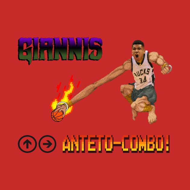 Giannis Anteto-Combo