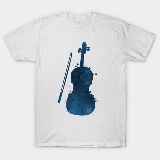 ce01ae88 Violin - Violin - T-Shirt   TeePublic