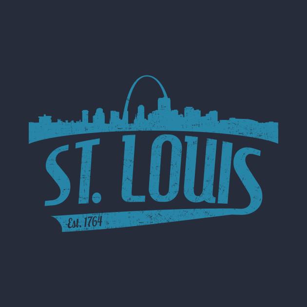 St. Louis Pride - Blue