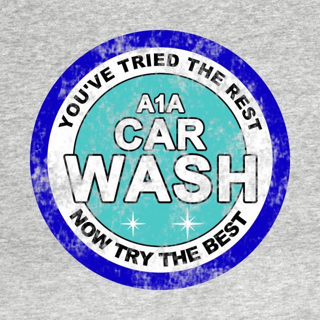 A1a Vintage Logo T-Shirt