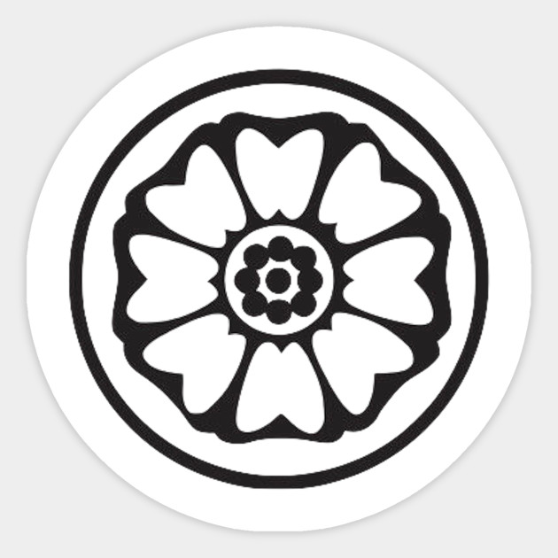 Order Of The White Lotus Avatar The Last Airbender Avatar The Last Airbender Sticker Teepublic