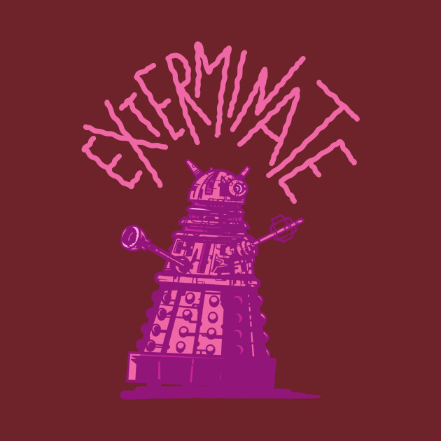 Dalek Color!