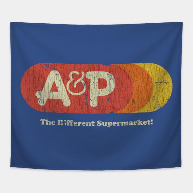 A&P Supermarket 1976 Vintage