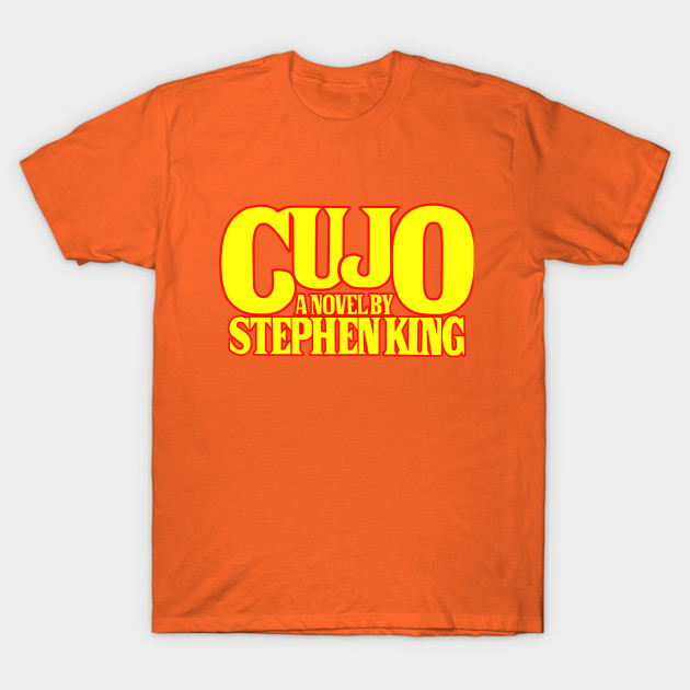 Cujo Stephen King Horror Novel T-Shirt-TOZ