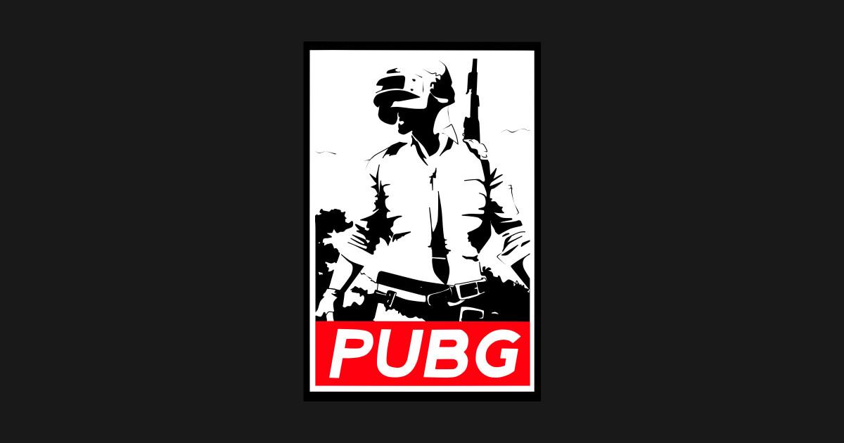 PUBG (OBEY) - Pubg - Sticker