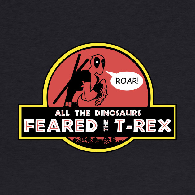 All The Dinosaurs Feared The T-Rex